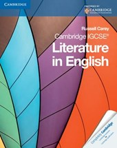 Cambridge IGCSE Literature in English | Russell Carey |