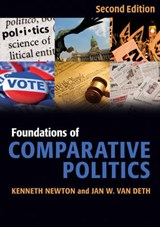 Foundations of Comparative Politics | Kenneth Newton & Jan W. van Deth |