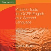 Practice Tests for IGCSE English as a Second Language: Liste |  |