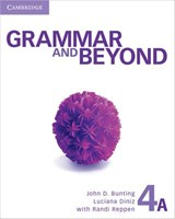 Grammar and Beyond Level 4 Student's Book a | Randi Reppen |