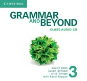 Grammar and Beyond Level 3 Class Audio CD | Laurie Blass |