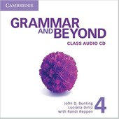 Grammar and Beyond Level 4 Class Audio CD