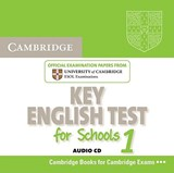 Cambridge Key English Test for Schools 1 Audio CD | Cambridge Esol |