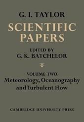 Scientific Papers of Sir Geoffrey Ingram Taylor