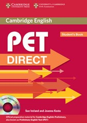 PET Direct Student's Book [With CDROM]