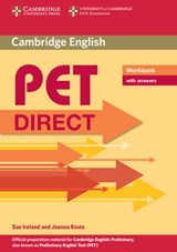 Pet Direct Workbook with Answers | Sue Ireland |