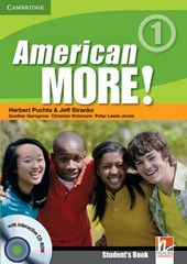 American More! Level 1 Student's Book [With CDROM]