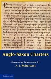 Anglo-Saxon Charters