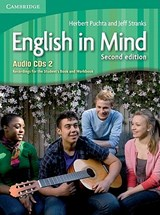 English in Mind Level 2 Audio CDs (3) | Herbert Puchta; Jeff Stranks |