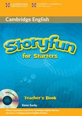 Storyfun for Starters | Karen Saxby |
