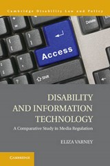 Disability and Information Technology | Eliza Varney |