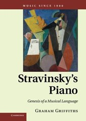 Stravinsky's Piano | Graham Griffiths |