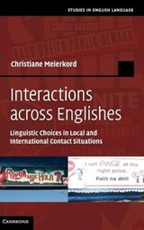 Interactions Across Englishes | Christiane Meierkord |