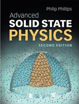 Advanced Solid State Physics | Philip Phillips |