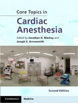 Core Topics in Cardiac Anesthesia | auteur onbekend |