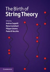 Birth of String Theory