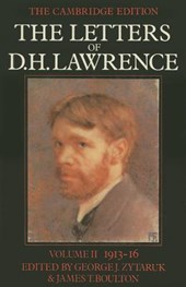 The Letters of D. H. Lawrence, Volume II