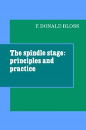 The Spindle Stage: Principles and Practice