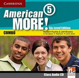 American More! Six-Level Edition Level 5 Class Audio CD | Herbert Puchta |