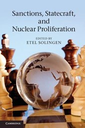 Sanctions, Statecraft, and Nuclear Proliferation | Etel Solingen |