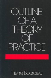 Outline of a Theory of Practice | Pierre Bourdieu |