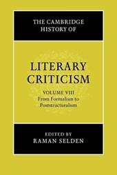 Cambridge History of Literary Criticism
