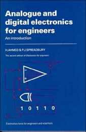 Analogue and Digital Electronics for Engineers | H. Ahmed |