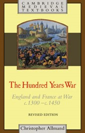 The Hundred Years War | Christopher Allmand |