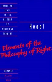 Elements of the Philosophy of Right |  |