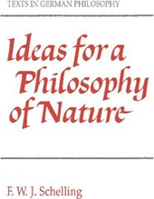 Ideas for a Philosophy of Nature
