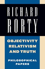 Objectivity, Relativism, and Truth | Richard Rorty |