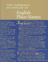 The Cambridge Dictionary of English Place-Names |  |
