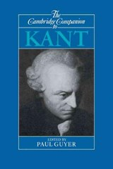 The Cambridge Companion to Kant | Paul Guyer |
