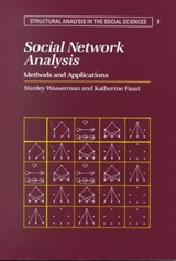 Social Network Analysis | Stanley Wasserman |