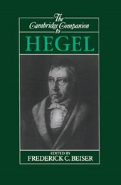 Cambridge Companion to Hegel | Frederick C. Beiser |