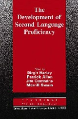 The Development of Second Language Proficiency | auteur onbekend |