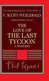 The Love of the Last Tycoon | F. Scott Fitzgerald |