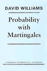 Probability with Martingales | David Williams |