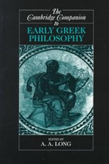 Cambridge Companions to Philosophy | A. A. Long |