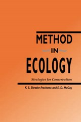 Method in Ecology | Shrader-Frechette, K. S. ; McCoy, Earl D. |