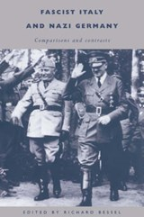 Fascist Italy and Nazi Germany | BESSEL,  Richard |
