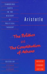 Aristotle, The Politics and the Constitution of Athens | Aristotle & Stephen Everson |