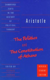 Aristotle, The Politics and the Constitution of Athens