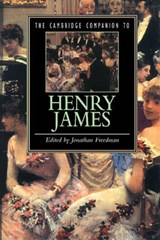 Cambridge Companion to Henry James | FREEDMAN,  Jonathan |