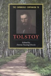 Cambridge Companion to Tolstoy | Donna Tussing Orwin |