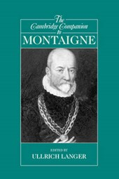 Cambridge Companion to Montaigne | Ullrich Langer |