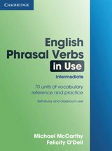 English Phrasal Verbs in Use Intermediate | Michael McCarthy |