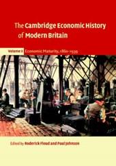 Camb Economic Hist Mod Britain V2