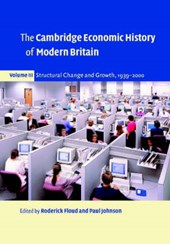The Cambridge Economic History of Modern Britain |  |