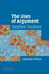 Uses of Argument | Stephen E. Toulmin |